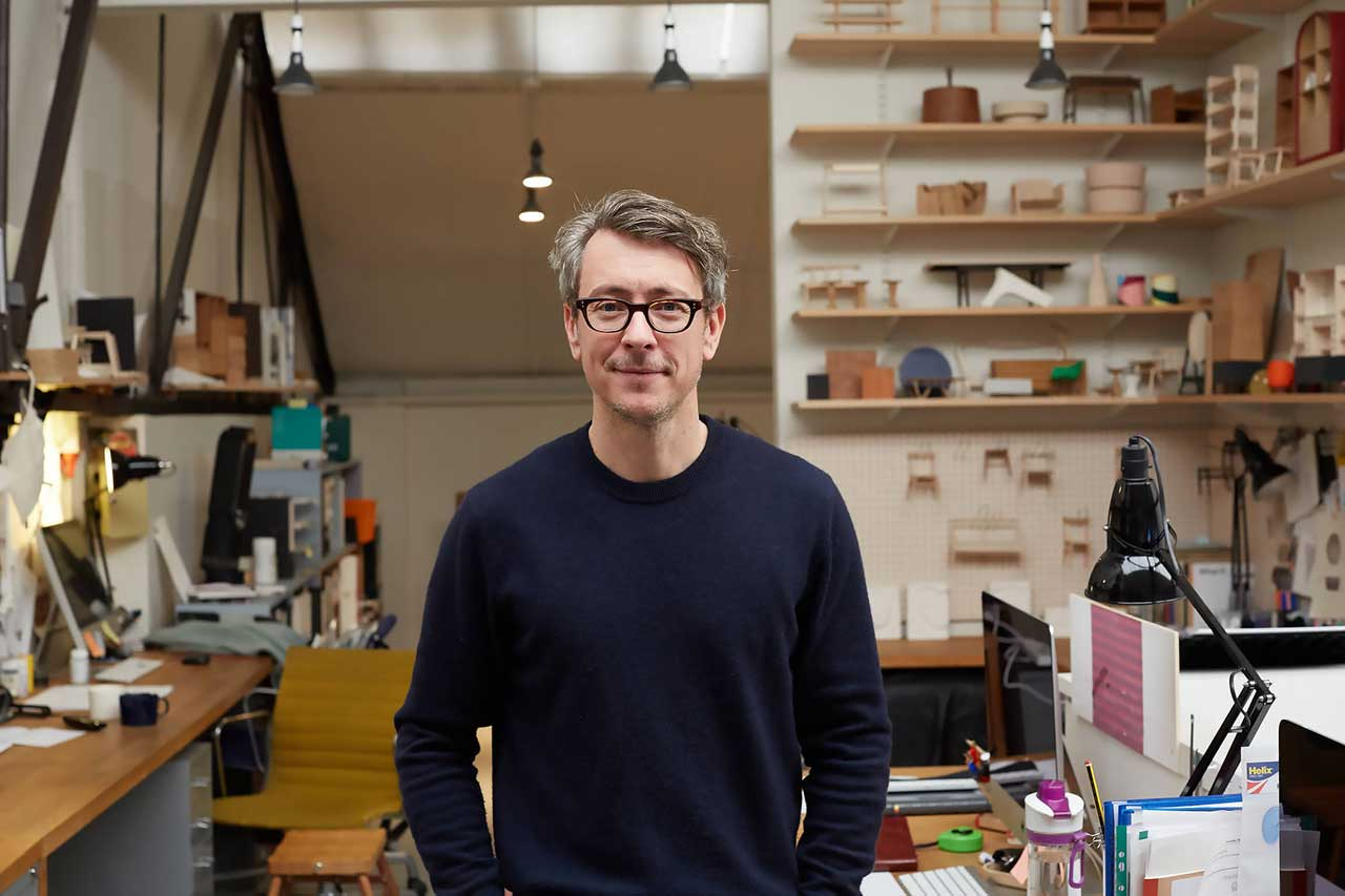 Where I Work: Russell Pinch of PINCH