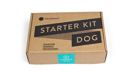 Dog Starter Kit from Wildebeest