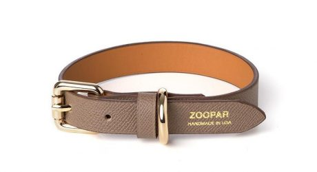 Luxury Handmade Leather Leashes and Collars from Zoopar