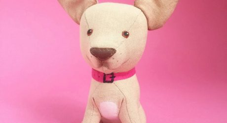 Custom Handmade Plush Dog Toys from ZooToys