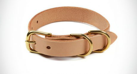 Ace Hotel X Tanner Goods Collar and Leash