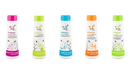 All-Natural Dog Grooming Products from Nootie