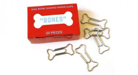 Bones Paperclips