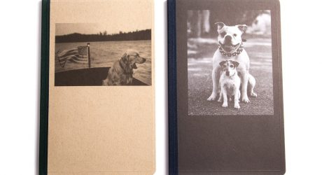 Bruce Weber for Shinola: Pet Journals and Postcards