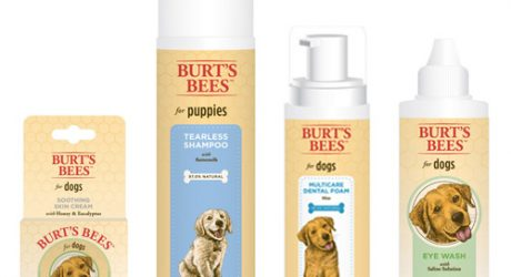 Burt's Bees Natural Dog Care Products