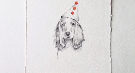Party Pet Portraits by Corrie Wessman