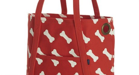 Canvas Doggie Tote by Baggu for Crate & Barrel