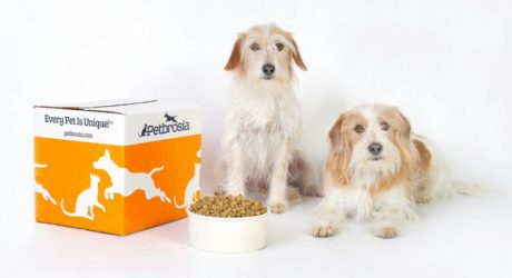 Petbrosia: Customized Dog Food Formulas, Plus Home Delivery