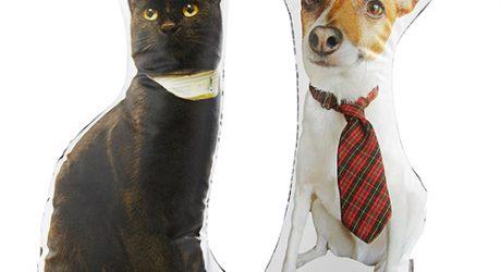 Custom Photographic Pet Pillows