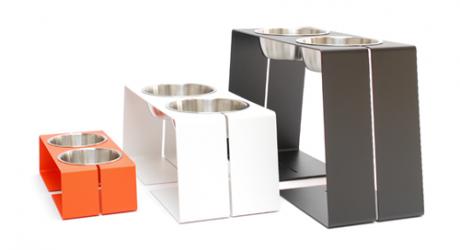 Modern Dog Bowls from Doca Pet