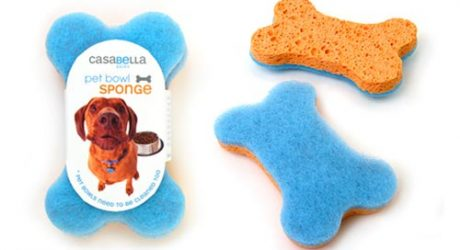 Dog Bowl Sponges