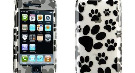 Dog Paws iPhone Case