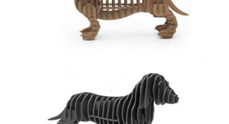 3D Dog Puzzles