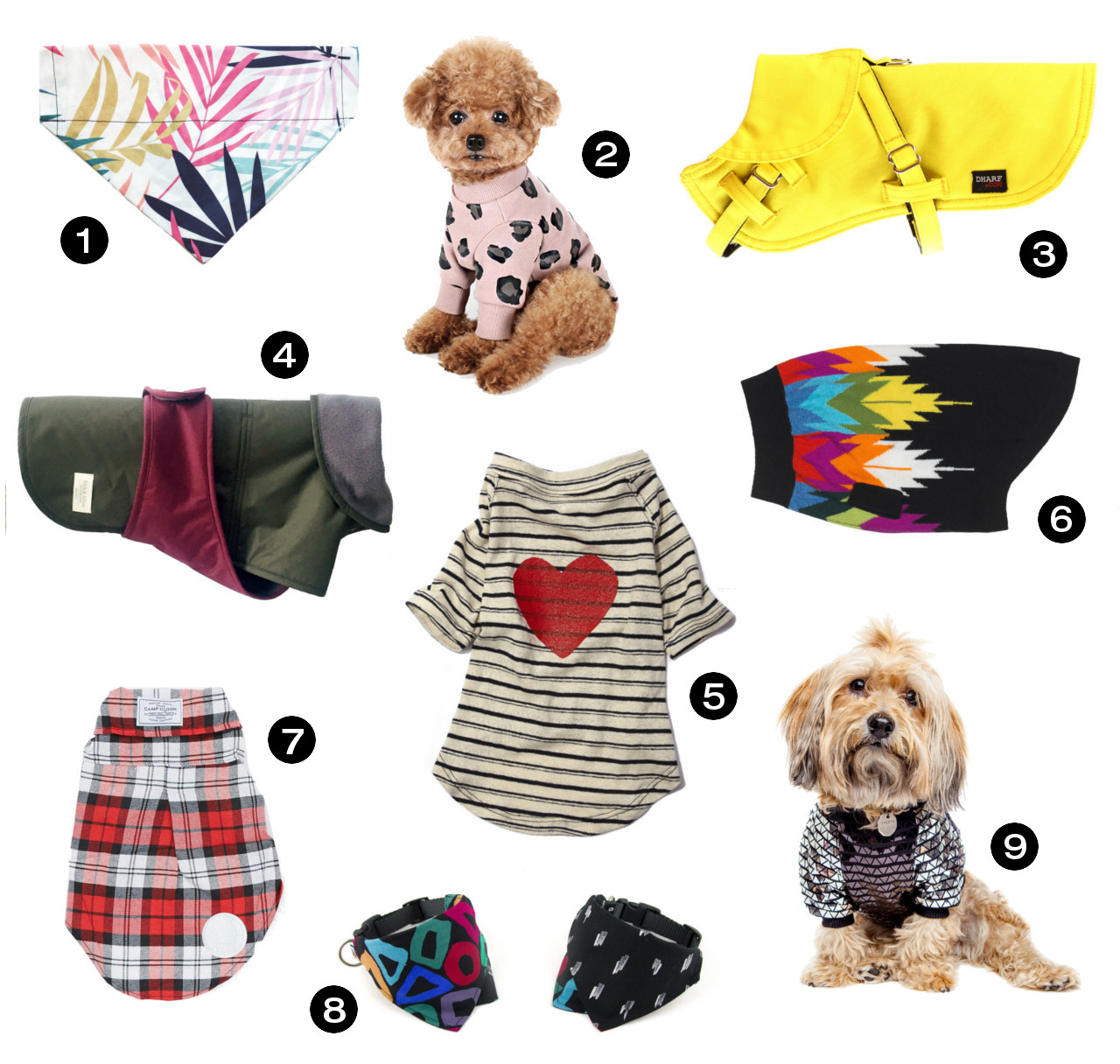 Dog Milk Holiday Gift Guide: 26 Awesome Dog Coats, Sweaters, and More