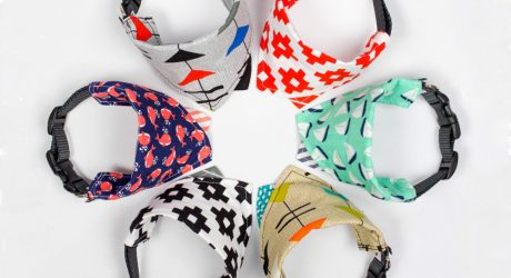 New Dog Bandana Collars from Wildebeest