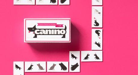 Spotted: Designer Dog Dominoes