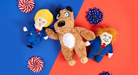 Dog for President Collection from BarkShop