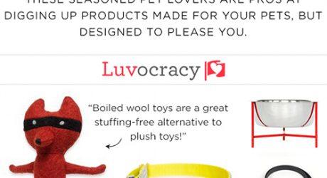 Dog Milk's Top Product Picks on Luvocracy