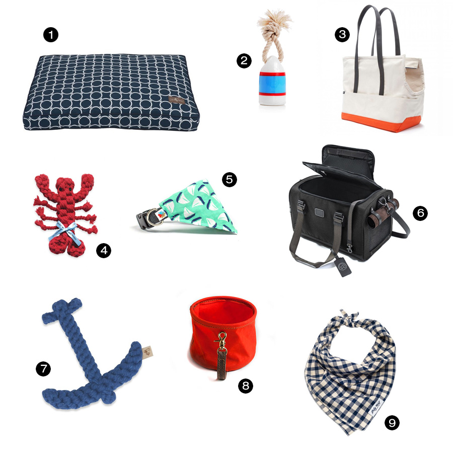 Summer Travel Essentials from Petswag
