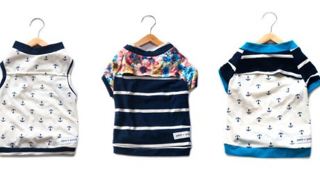 New Dog Tees and Hoodies from Penn + Pooch