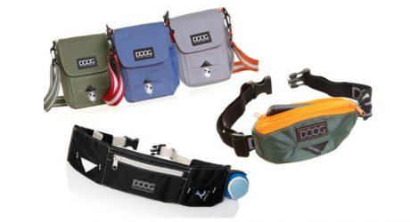 Dog Walking Bags and Belts from DOOG