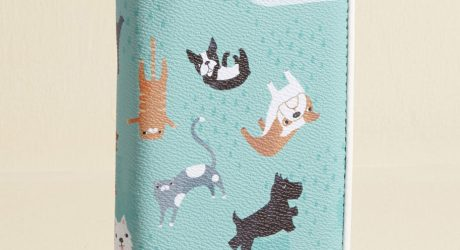 Dogs and Cats Wallet from Modcloth