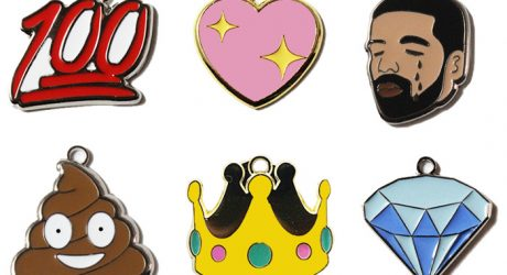 Emoji ID Tags from Trill Paws