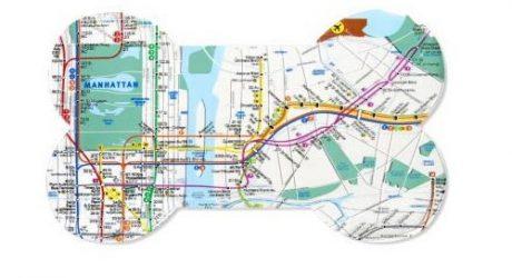 FabDog MTA NYC Subway Collection