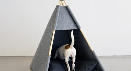 Modern Pet TeePee from HELLO PETS