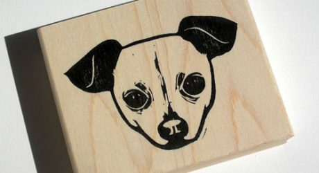 Custom Dog Stamps By Kozue