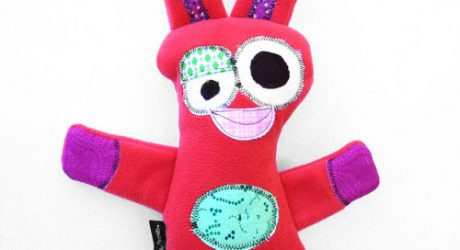 Quirky Handmade Dog Toys from Fugly Friends