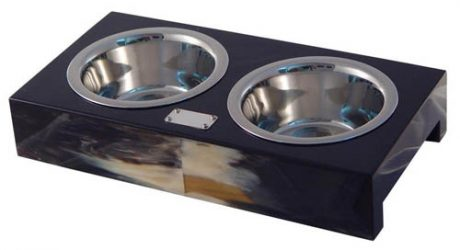 Horn Pet Bowl