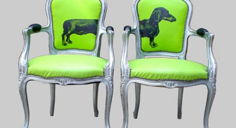 Jimmie Martin Dog Chairs