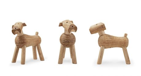 Kay Bojesen Wooden Dog Toy