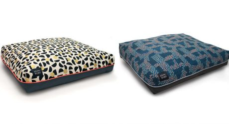 New Limited-Edition Dog Beds from Lion + Wolf