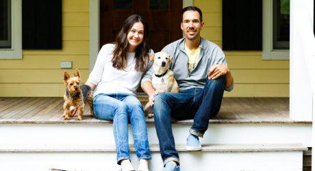 The Scoop: Meghan Cook, Owen and Georgia