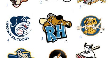 Minor League Baseball Dog Logos