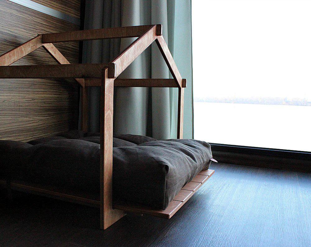 Modern Indoor Dog Houses from Original Dog Furniture