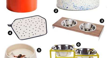 Dog Milk Holiday Gift Guide: 12 Modern Bowls, Feeders, and Dining Accessories
