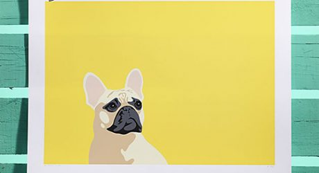 Modern Dog Breed Prints by Ryan Kapp