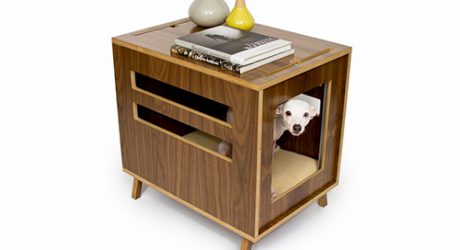 Dwell Crate by Modernist Cat