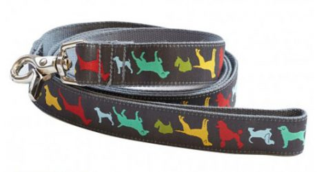 Bamboo Dog Collars and Leashes by Molly Mutt
