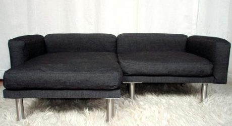 ModPet Sofa and Chaise