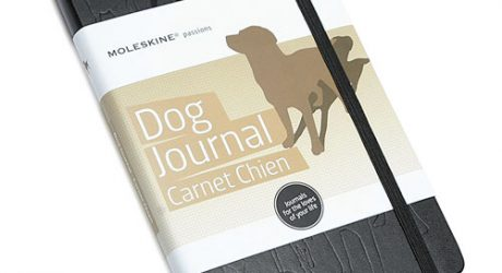 Moleskine Passions Dog Journal