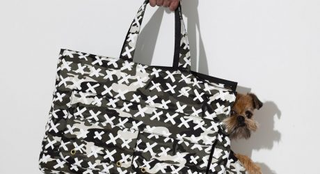 Dog Carrier Totes from Mr. Dog New York