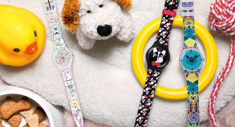 My Pet and Me Collection from Swatch
