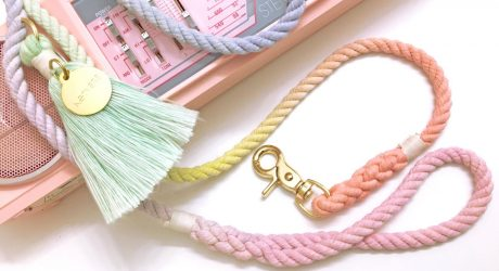 Rope Tassel Leashes from NOTYERS