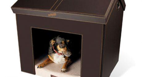 Pet Haven Folding Indoor Pet House