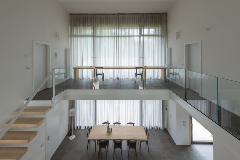 The Minimalist Opera Tuderte Residence in Todi, Italy