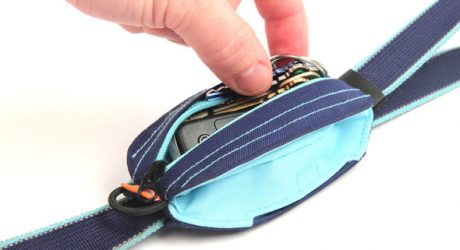 Paww Pick Pocket Leash/Collar Pouch